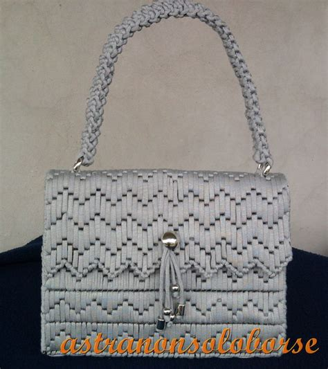 Outher Jaring Rajut 22 best uncinetto borse images on crocheted bags crochet bags and crochet tote