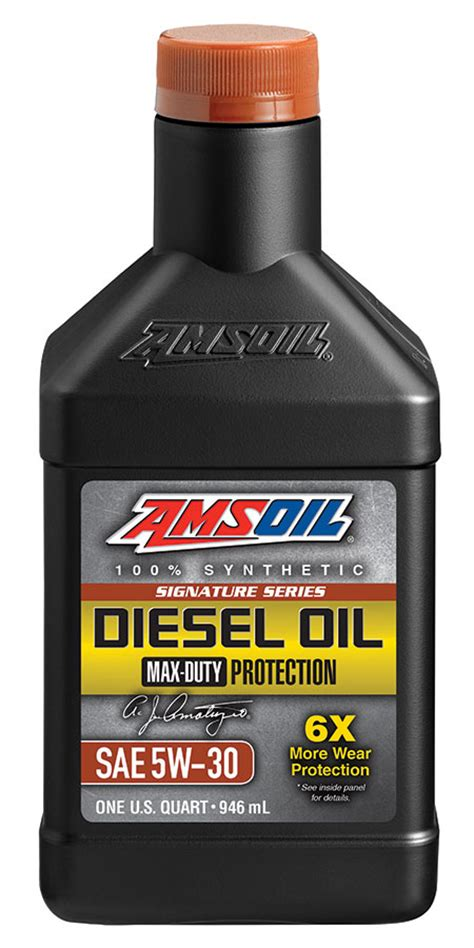 Amsoil Signature Series 5w30 Liter amsoil signature series max duty synthetic ck 4 diesel 5w 30 dhd