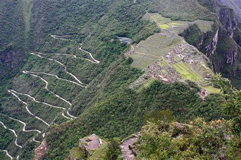 lade da ingresso montanha machu picchu e huayna picchu qual delas subir