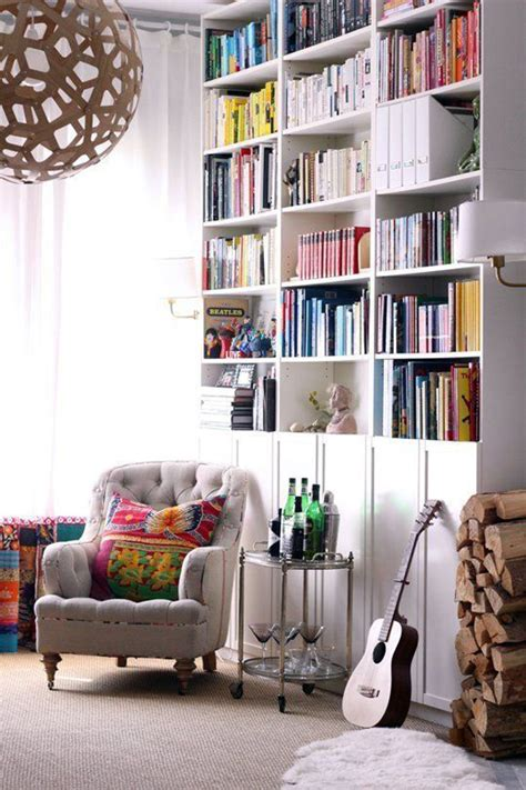 Book Shelf Cafe by 20 Simple Billy Bookcase For Restricted Space