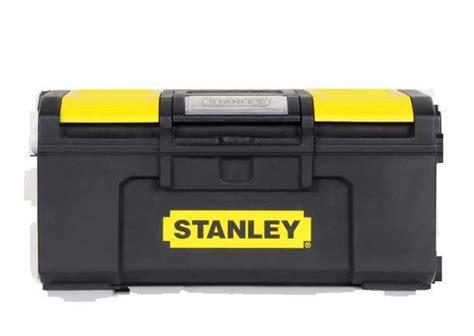 cassette porta attrezzi stanley cassetta porta utensili quot tool box quot da 16 pollici stanley