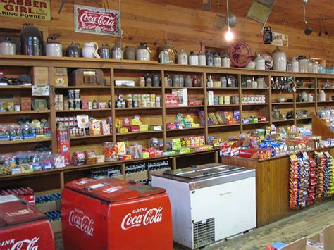 Display Kitchen Cabinets by Old Fashioned Country Store General Store Country