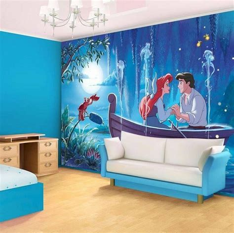 little mermaid bedroom decor 17 best ideas about little mermaid room on pinterest