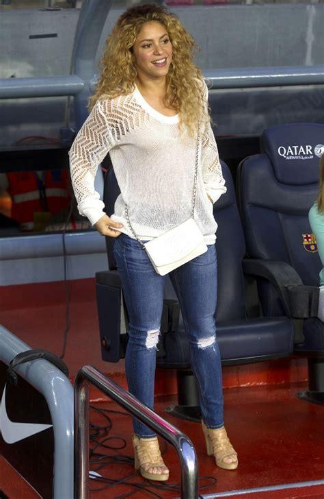 Shakira Gamis shakira s family soccer zimbio