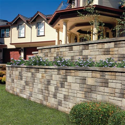 rosetta stone uiuc belgard commercial products retaining wall systems