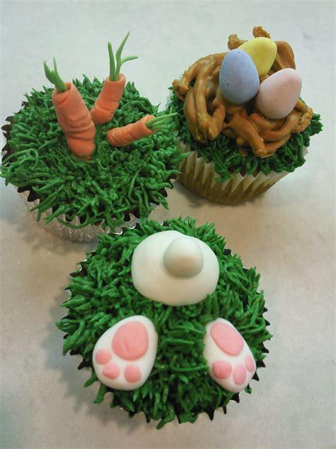 sweet dreams happy easter cupcakes