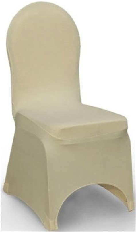 Ivory Spandex Chair Covers by Chair Covers Tamara Hundley Events