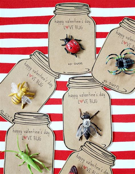 valentines for class most popular s day classroom favors home made
