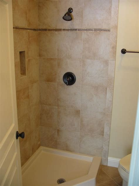 Master Corner Shower Without Door Remodeling Ideas Shower Doors By Tj