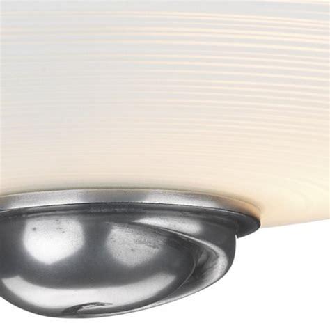 semi flush ceiling light swirl for low ceilings pewter