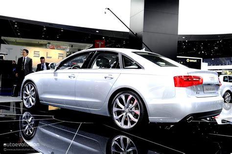 audi a6 hybrid audi a6 hybrid not coming until 2015 autoevolution