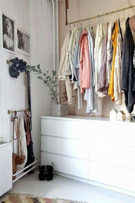 ideas  storing clothes  closets