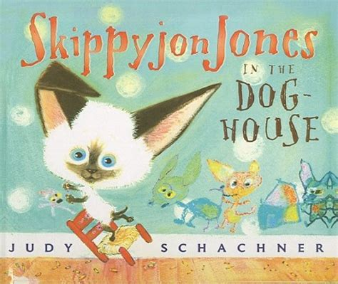 dutton dog house bol com skippyjon jones in the doghouse judy schachner 9781606864197 boeken
