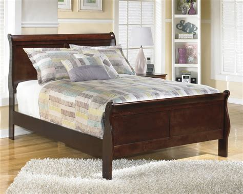 alisdair queen sleigh bed ashley furniture signature design alisdair full sleigh rails