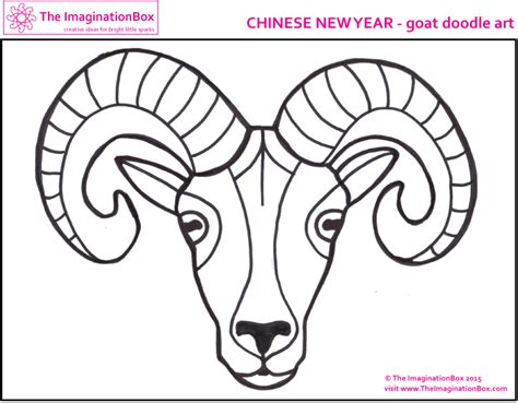 new year sheep mask template new year printables craft ideas for