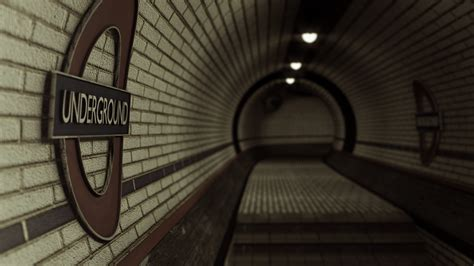 Big Wall Art by London Underground Wallpaper Wallpapersafari