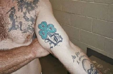 aryan brotherhood tattoos the was founded by americans and as such much