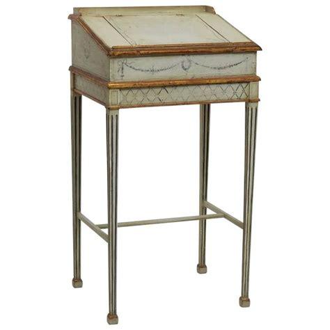 Scandinavian Writing Desk by Scandinavian Painted Writing Desk 19th Century For Sale
