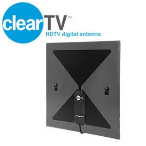 Clear tv digital hd antenna as seen on tv