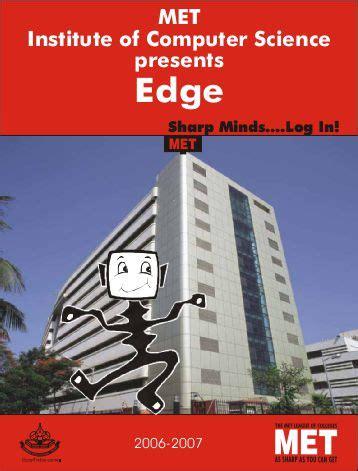 Met College Bandra Mba Fees by Met Institute Of Computer Science Met Ics Mumbai