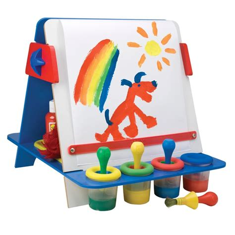 magnetic easel for toddlers my tabletop easel educational toys planet