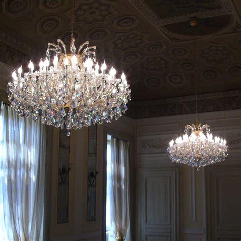 ladari in cristallo moderni swarovski illuminazione prezzi swarovski illuminazione