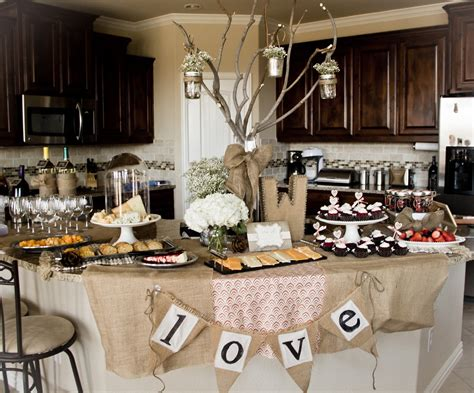 Country Wedding Shower Ideas by The Turnage S S Rustic Chic Wine Pairing Bridal Shower