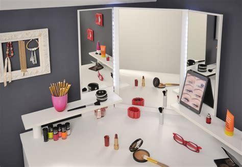 schminktisch ecke coiffeuse d angle avec tabouret volage 12 sb meubles