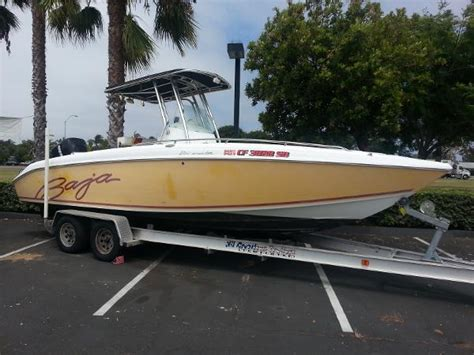 baja boats used for sale used baja center console boats for sale boats