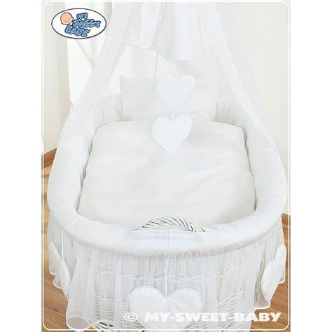 vimini neonato vimini neonato cuore bianco