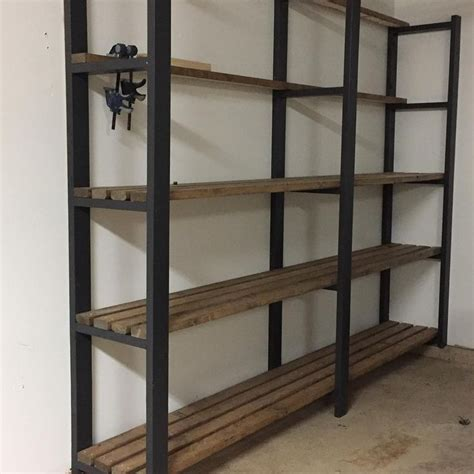 industrial style shelving the 25 best garage shelving ideas on garage storage shelves diy garage storage 2x4