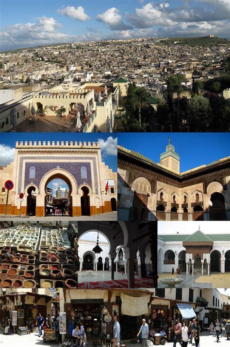 The Fez fez morocco