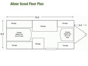 Aliner Floor Plans Used Aliner Campers For Sale By Owners Autos Post