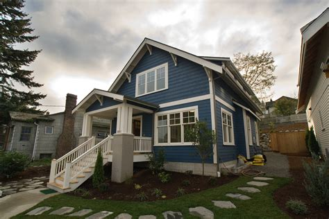 blue craftsman house classic craftsman bungalow colors for sale new 20th ave