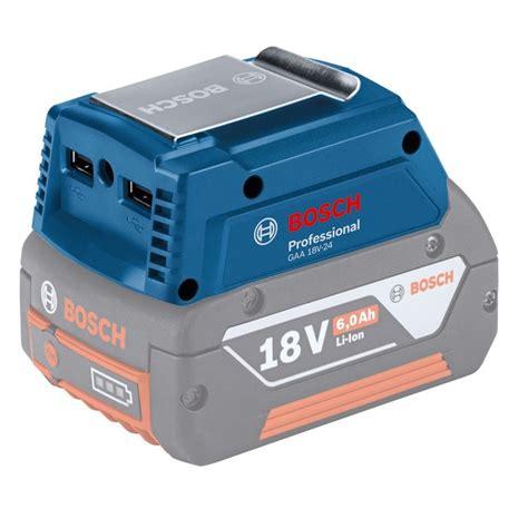 bosch 18v battery charger bosch gaa 18 v 24 usb charging port 14 4v 18v lithium