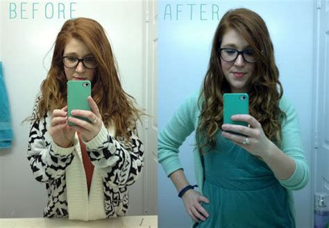 no poo before and after my quot no poo quot before after pic no poo hair care