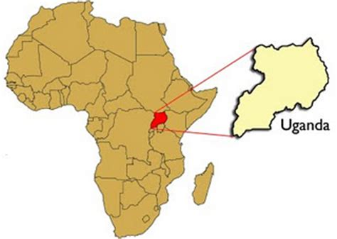 africa map uganda 302 found