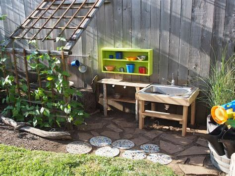 outdoor kitchen gardens 20 outdoor diy mud kitchen ideas page 2 of 2