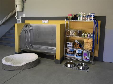 home wash station wash station in the hgtv green home pet rescue boarding pin