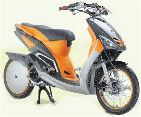Modifikasi Matic Yamaha by Modifikasi Yamaha Mio Motor Matic Harga Motor Gambar
