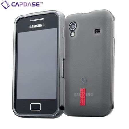 Capdase Samsung Galaxy Ace 3 Soft Jacket Xpose Solid Black capdase soft jacket 2 xpose for samsung galaxy ace smoke