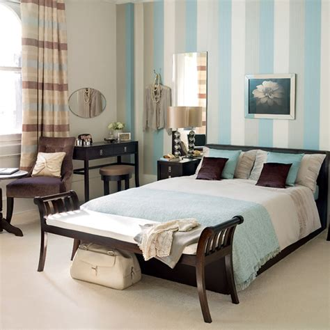 striped bedroom beautiful bedroom looks part 2 contemporary