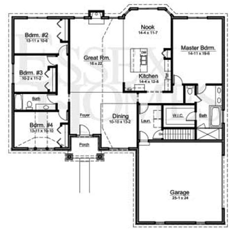 essex homes floor plans griffin iii essex homes remodeling