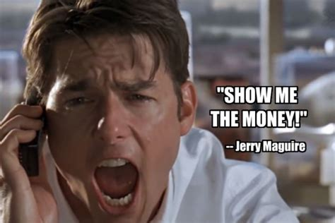 tom cruise film quotes from jerry maguire quotes quotesgram