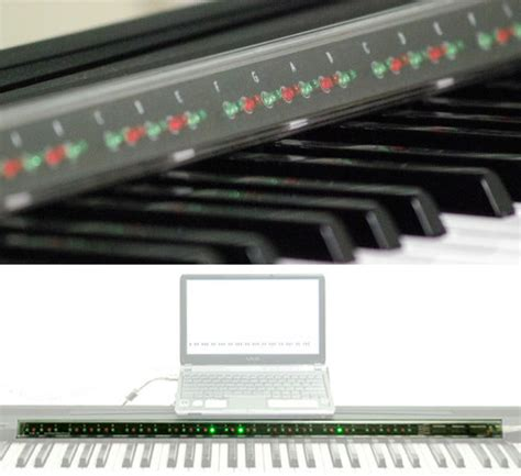 tutorial keyboard maestro pianomaestro teaching aid works on any piano ohgizmo