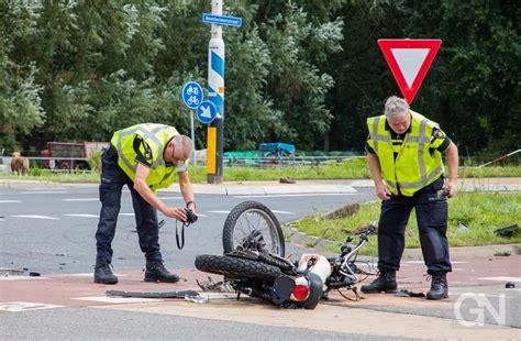 Motorrad Fahren Nach Unfall by Motorradfahrer Stirbt Nach Unfall In De Lutte