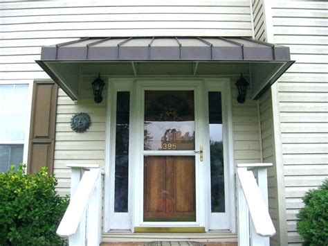 residential door awnings awning for front door full size of residential metal