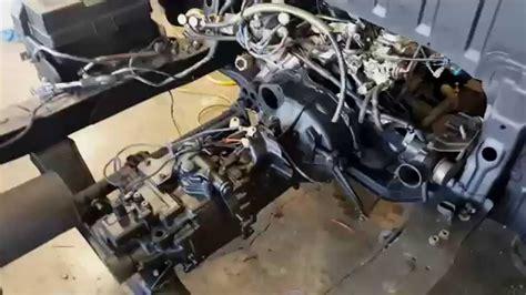 Suzuki Carry Engine 1988 Suzuki Carry Db71t Engine Part 9