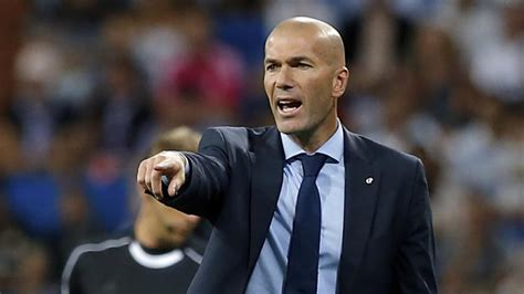 imagenes zidane real madrid zidane not angry at benzema you can t blame a player for