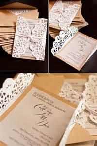ideas para dar el toque vintage a tus invitaciones de boda